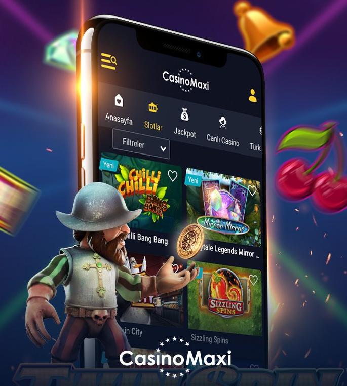 CasinoMaxi Canlı Oyunlar